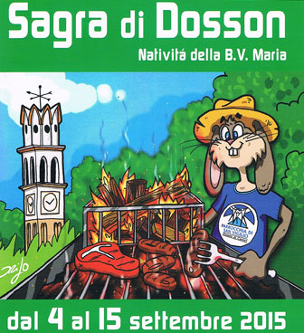 2015 SAGRA DI DOSSON DI CASIER