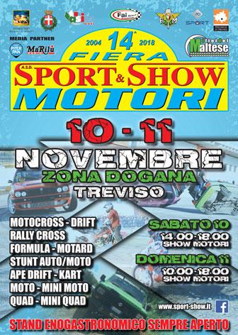 TREVISO 14ª FIERA MOTORI SPORT & SHOW