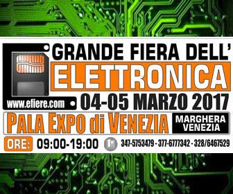 Treviso eventi i migliori eventi e calendario 2016 degli for Fiera elettronica calendario 2016