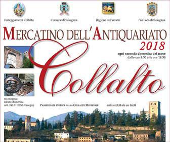 2018 SUSEGANA COLLALTO MERCATINO DELL'ANTIQUARIATO