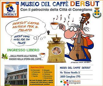 conegliano MUSEO DEL CAFFE' DERSUT