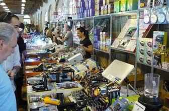 Venezia marghera fiera dell 39 elettronica mercatino scambio for Mercatini dell usato veneto