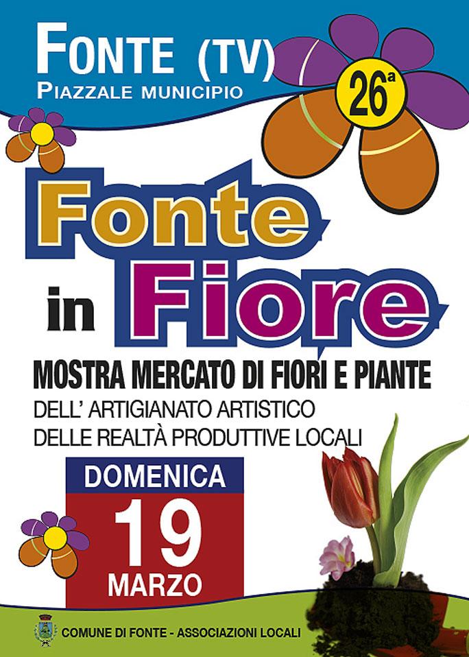 Fonte in fiore 26 mostra mercato di fiori e piante dell for Mostre mercato fiori 2017