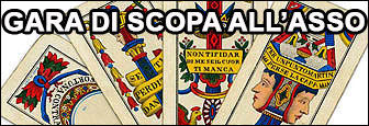 Torneo di scopa all'asso a villorba