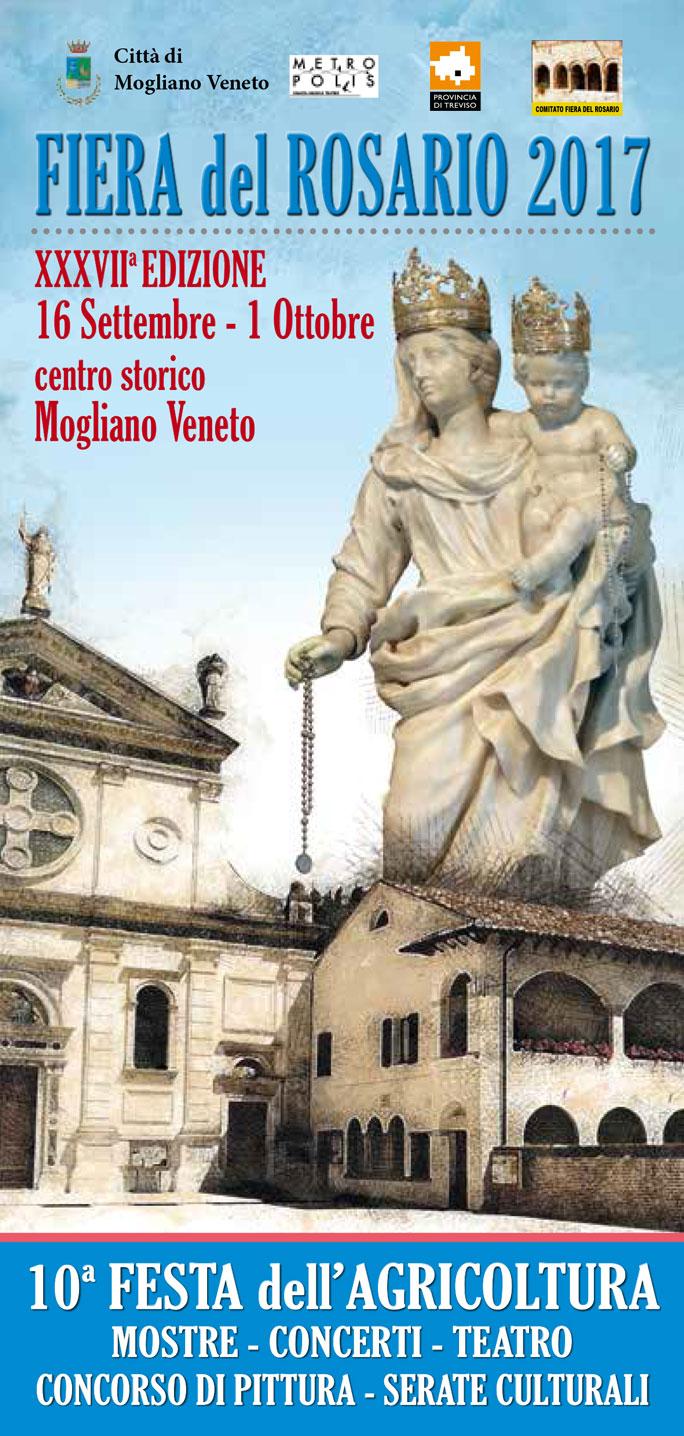 Mogliano veneto fiera del rosario e festa dell 39 agricoltura for Mostre veneto 2017