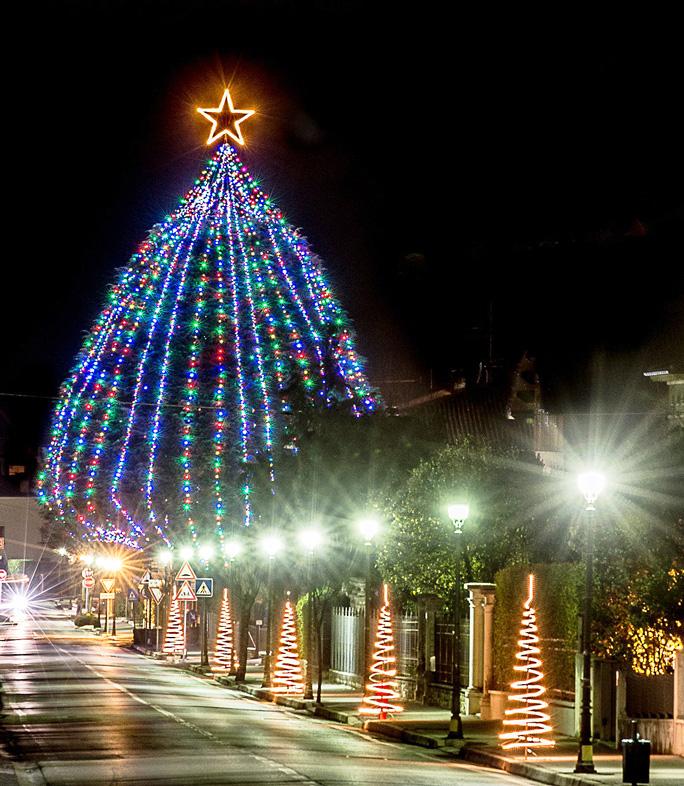 Possagno mercatino natalizio e accensione albero di natale for Mercatini treviso