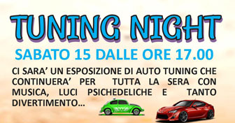2019 segusino tuning night