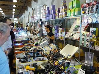 Venezia caorle fiera dell 39 elettronica con mercatino for Mercatino dell usato treviso