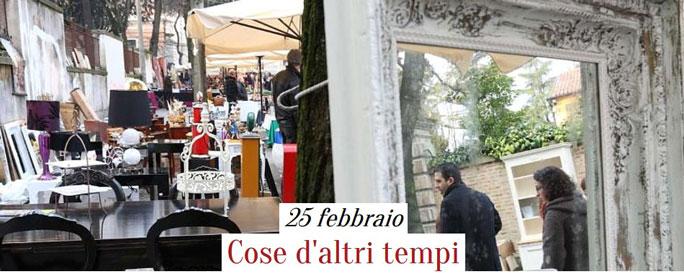 Treviso mercatino dell 39 antiquariato cose d 39 altri tempi for Mercatino dell usato treviso
