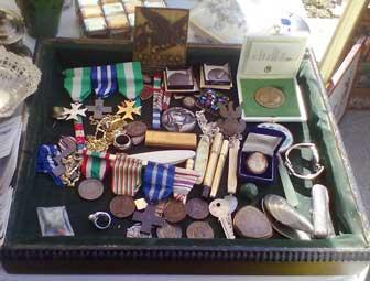 BADOERE MERCATINO DELL'ANTIQUARIATO E COLLEZIONISMO monete e medaglie
