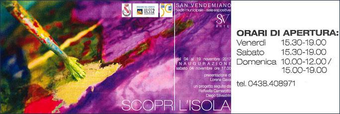 Treviso eventi calendario degli eventi a treviso oggi for Mostre pittura 2017