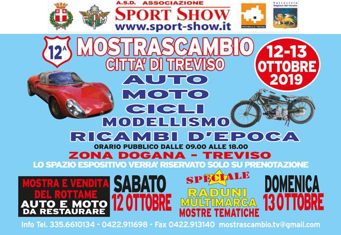 Calendario Mostre Scambio.Mostre Treviso Mostra Scambio Citta Di Treviso Auto Moto