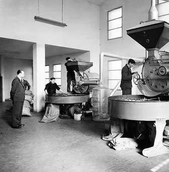 conegliano museo del caffè dersut fabbrica caffè