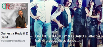 orchestra RUDY & D BAND