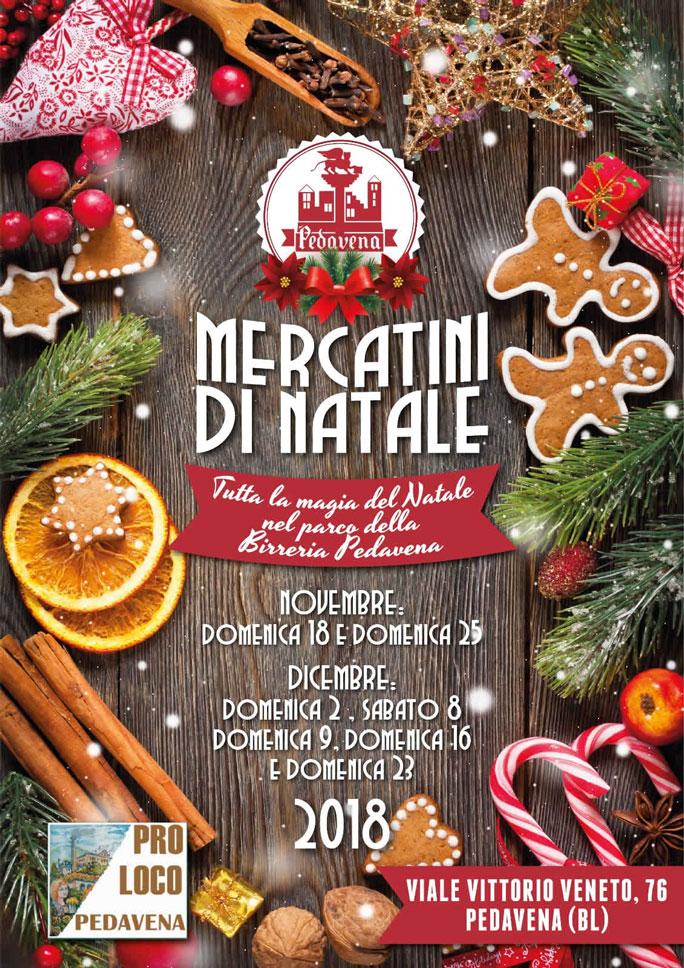 Babbo Natale Italy.Belluno Pedavena Birreria Mercatini Di Natale Dal 18 Novembre Al 23