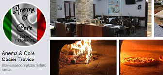 casier ristorante pizzeria anema e core