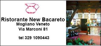 mogliano veneto ristorante new bacareto