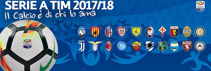 Chievo Verona Calendario.Calcio Campionato Di Serie A 2017 2018 Chievo Verona Hellas