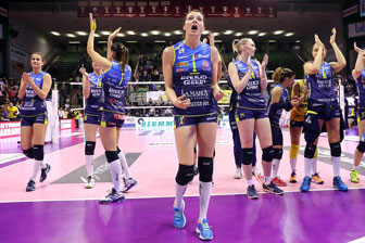 2018 IMOCO VOLLEY CONEGLIANO gallery