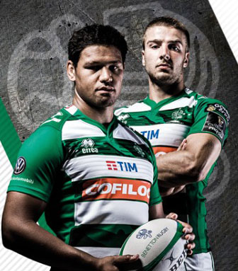 2018 BENETTON RUGBY TREVISO news