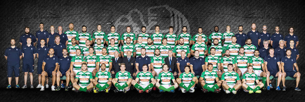 2019 benetton rugby TEAM