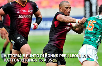 rugby pro 14 SOUTHERN KING - TREVISO