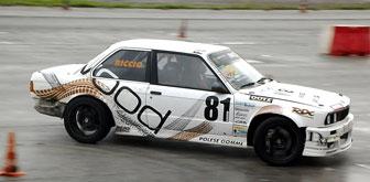 TREVISO SPORT E SHOW MOTORI auto slalom