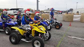 TREVISO SPORT E SHOW MOTORI quad