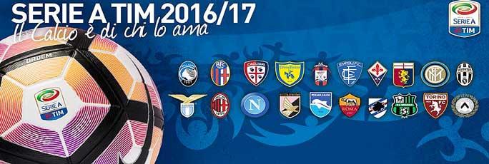 Calcio Campionato Di Serie A 2016 2017 A C Chievo Verona E Udinese Calcio