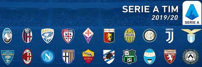 Coppa Italia 2020 Calendario.2019 2020 Calcio Campionato Serie A E Serie B Calendario