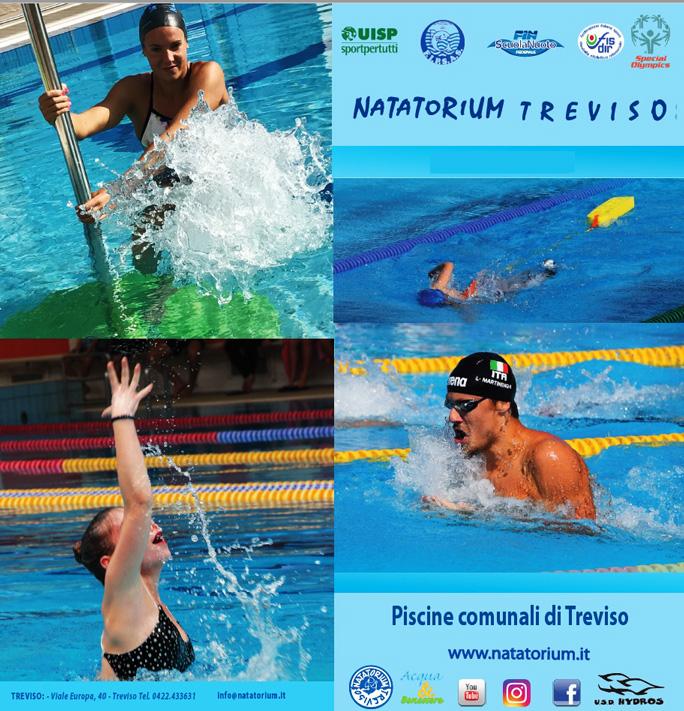 Treviso piscine natatorium nuoto estate inverno piscina di - Piscina comunale livorno corsi acquagym ...