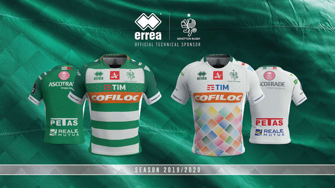 rugby treviso benetton 2020 maglie