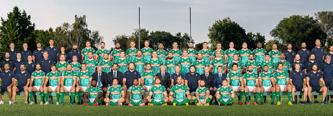 2020 rugby treviso benetton Team