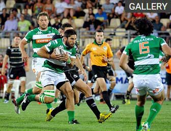 RUGBY BENETTON TREVISO gallery
