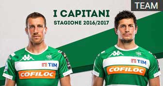 RUGBY BENETTON TREVISO team