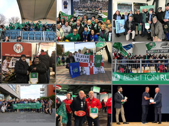 2020 Rugby Guinness Pro 14 Benetton Treviso Supporters Club