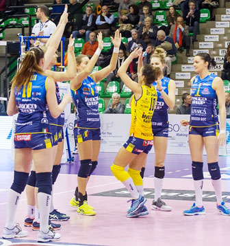 VOLLEY CONEGLIANO IMOCO news