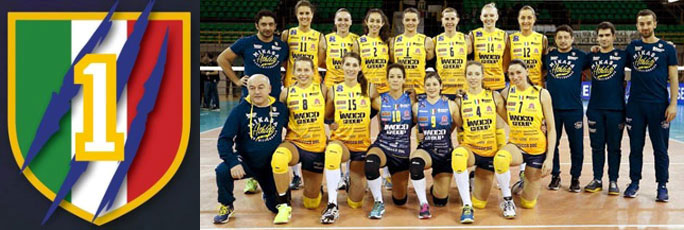 2017 IMOCO VOLLEY CONEGLIANO