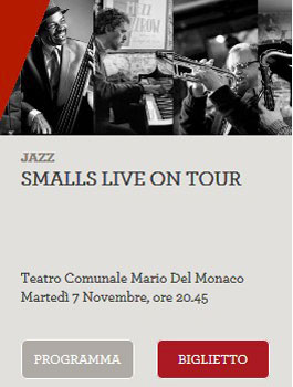 SMALLS LIVE ON TOUR